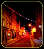 Ulverston Christmas Lights